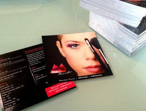 IMPRESSION FLYERS LIEGE BOGRAPHIK M BEAUTE