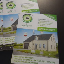 IMPRESSION FLYERS LIEGE BOGRAPHIK OL SECURITY