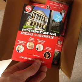 IMPRESSION FLYERS LIEGE BOGRAPHIK PS