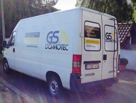 lettrage-camion-gsdomotec-bographik-liege