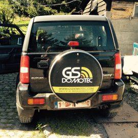 lettrage-vehicule-bographik-liege-gsdomotec