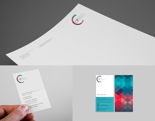 Papier Administratif Et Cartes De Visite